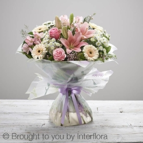Mothers Day Cherish Hand tied