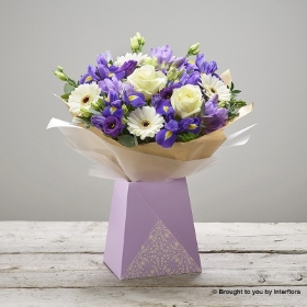 Parma Violet New Baby Gift Box