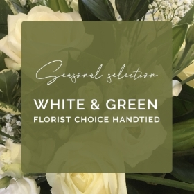 Seasonal Selection White and Green